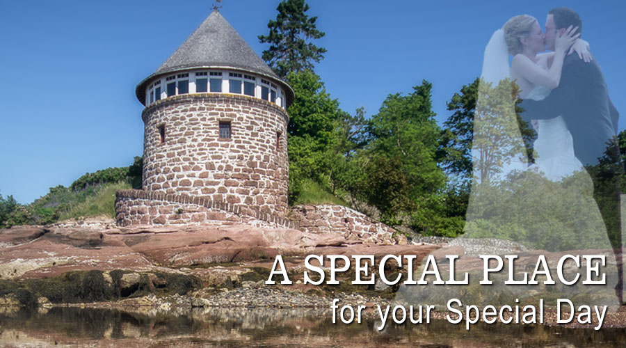 A Special Place for Your Special Day